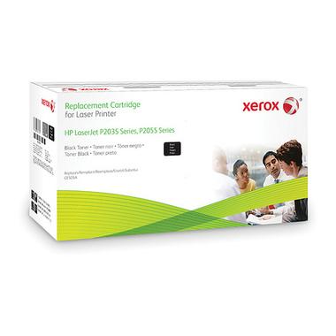 Xerox Toner noir. Equivalent à HP CE505A. Compatible avec HP LaserJet P2035, LaserJet P2055