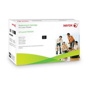 Xerox Toner noir. Equivalent à HP CE505X. Compatible avec HP LaserJet P2055