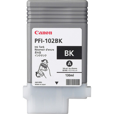 Canon PFI-102BK Original Noir