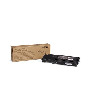 Xerox Cartouche de toner Noir Phaser 6600/WorkCentre 6605 capacité standard (3 000 pages)