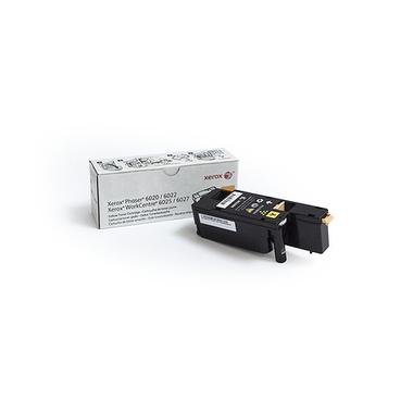 Xerox Cartouche de toner jaune de capacité standard Phaser 6020/6022 WorkCentre 6025/6027 (1 000 pages)