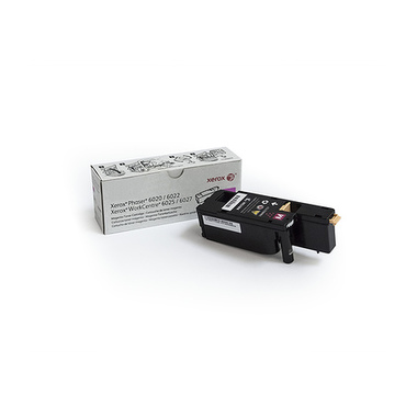 Xerox Cartouche de toner magenta de capacité standard Phaser 6020/6022 WorkCentre 6025/6027 (1 000 pages)