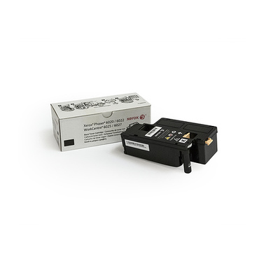Xerox Cartouche de toner noir de capacité standard Phaser 6020/6022 WorkCentre 6025/6027 (2000 pages)