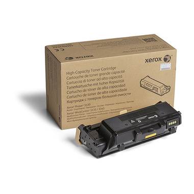 Xerox Phaser 3330/WorkCentre 3335/3345, cartouche de toner NOIR de grande capacité (8 000 pages)
