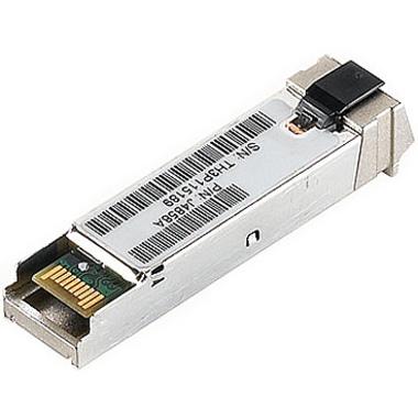 Hewlett Packard Enterprise X120 module émetteur-récepteur de réseau 1000 Mbit/s SFP