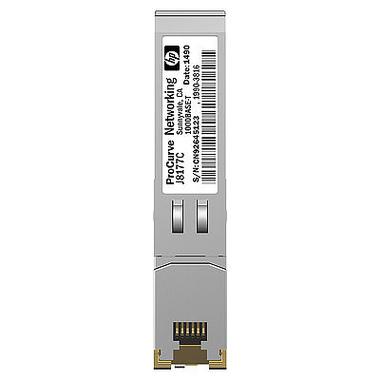 Hewlett Packard Enterprise X120 1G SFP RJ-45 T module émetteur-récepteur de réseau Cuivre 1000 Mbit/s