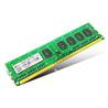 Transcend 8GB DDR3 1333MHz DIMM module de mémoire 8 Go 1 x 8 Go
