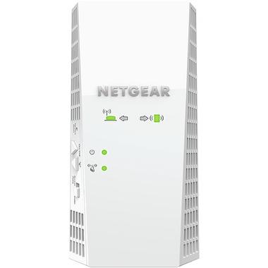 Netgear Nighthawk X4 Répéteur réseau 10,100,1000 Mbit/s Blanc