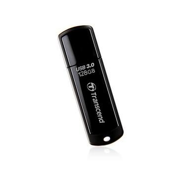 Transcend JetFlash 700 lecteur USB flash 128 Go USB Type-A 3.2 Gen 1 (3.1 Gen 1) Noir
