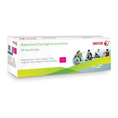 Xerox Toner magenta. Equivalent à HP CF383A. Compatible avec HP Colour LaserJet M476/M476DN/M476DW/M476NW