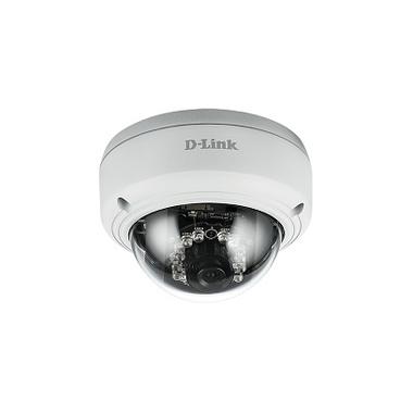 D-Link DCS-4603 caméra de sécurité Caméra de sécurité IP Intérieure Dome Plafond/mur 2048 x 1536 pixels