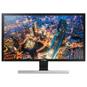 "Samsung 4K MONITEUR 28"" LU28E590DS 28"" LED 4K Ultra HD 1 ms Noir, Argent"