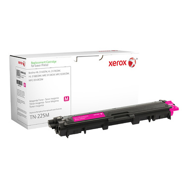 Xerox Toner magenta. Equivalent à Brother TN245M. Compatible avec Brother DCP-9020, HL-3140, HL-3150, HL-3170, MFC-9130, MFC-914