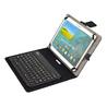 Port Designs Muskoka clavier pour téléphones portables AZERTY Français Noir Bluetooth