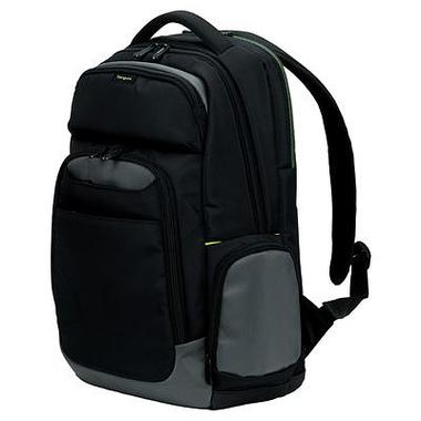 """Targus CityGear sacoche d'ordinateurs portables 39,6 cm (15.6"""") Étui sac à dos Noir"""