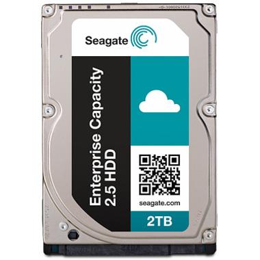 """Seagate Constellation .2 2TB 2.5"""" 2048 Go SATA"""