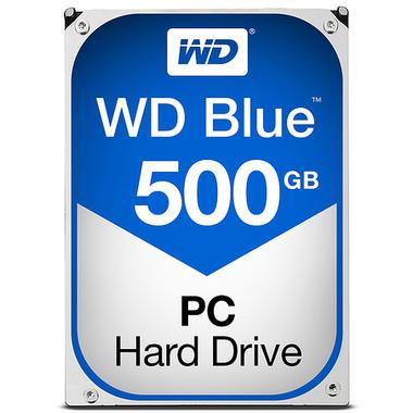 """Western Digital Blue 3.5"""" 500 Go Série ATA III"""