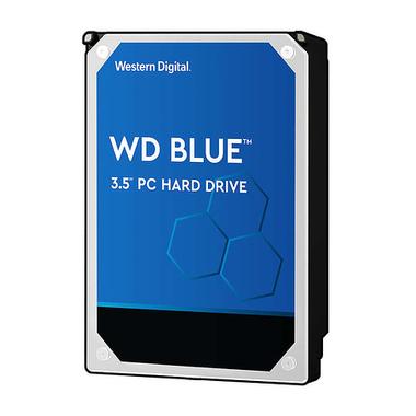 """Western Digital Blue 3.5"""" 6000 Go Série ATA III"""