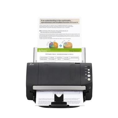 Fujitsu fi-7140 600 x 600 DPI Scanner ADF Noir, Blanc A4