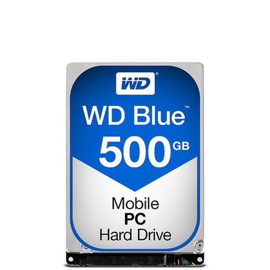 "Western Digital Blue PC Mobile 2.5"" 500 Go Série ATA III"