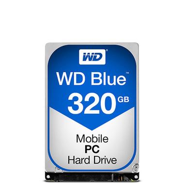 "Western Digital Blue PC Mobile 2.5"" 320 Go Série ATA III"