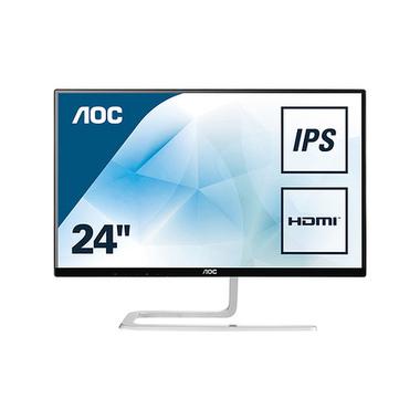 "AOC Style-line 81 I2481FXH 23.8"" LED Full HD 4 ms Noir"