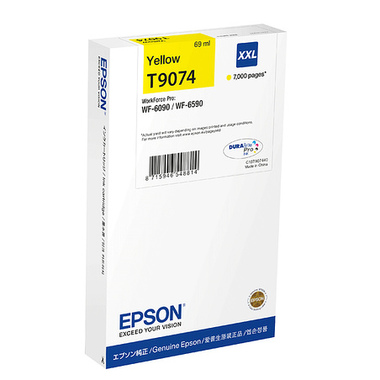 Epson WF-6xxx Ink Cartridge Yellow XXL
