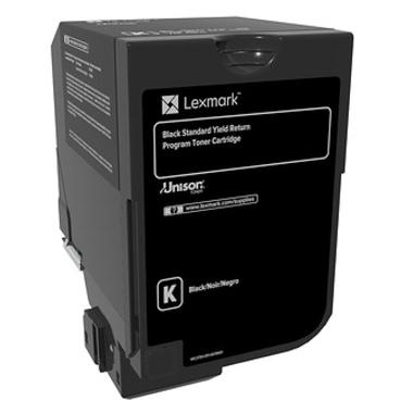 Lexmark 74C2SK0 Cartouche de toner Original Noir 1 pièce(s)