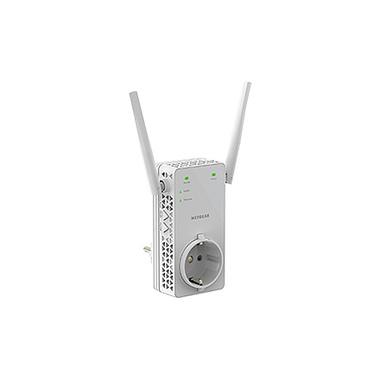 Netgear EX6130 Émetteur réseau 10,100 Mbit/s Blanc