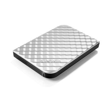 Verbatim Disque dur portable USB Store 'n' Go 3.0, 1 To, Argenté