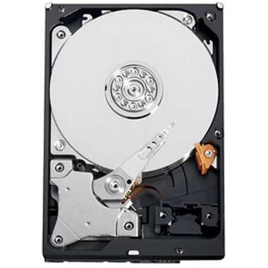 "Western Digital 500GB 64MB 6Gb/s 5400RPM 3.5"" 500 Go Série ATA III"
