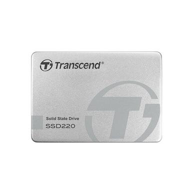 "Transcend SSD220S 2.5"" 480 Go Série ATA III 3D NAND"