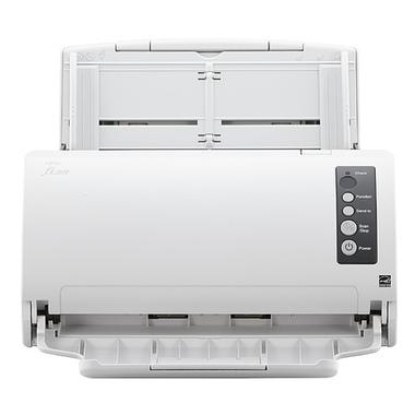 Fujitsu fi-7030 600 x 600 DPI Scanner ADF Blanc A4