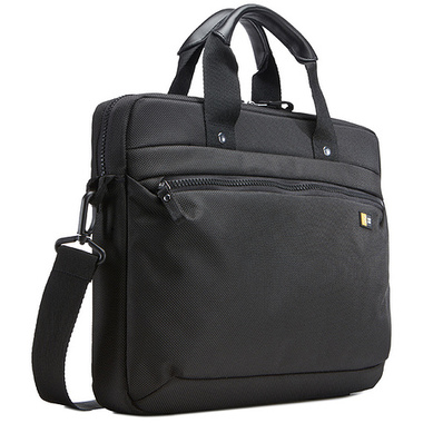 "Case Logic Bryker BRYA-113 Black sacoche d'ordinateurs portables 33,8 cm (13.3"") Sac Messenger Noir"