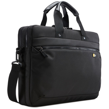 "Case Logic Bryker BRYB-115 Black sacoche d'ordinateurs portables 40,6 cm (16"") Sac Messenger Noir"