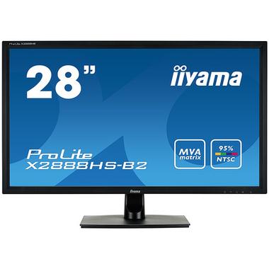 "iiyama ProLite X2888HS-B2 28"" LED Full HD 5 ms Noir"