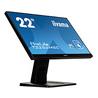 """iiyama ProLite T2252MSC-B1 moniteur à écran tactile 54,6 cm (21.5"""") 1920 x 1080 pixels Noir Plusieurs pressions"""
