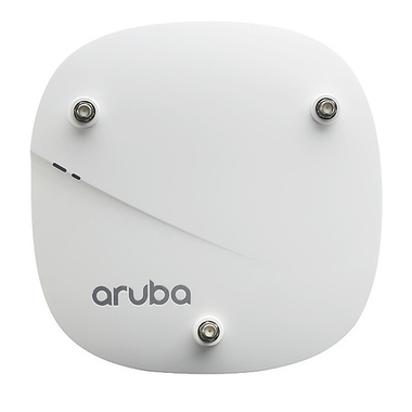 Hewlett Packard Enterprise Aruba Instant IAP-304 (RW) 1300 Mbit/s Blanc