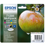 "Epson Apple Multipack ""Pomme"" (T1295) - Encre DURABrite Ultra N, C, M, J"