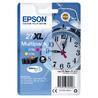 "Epson Alarm clock Multipack ""Réveil"" 27XL - EncreDURABrite Ultra C,M,J"