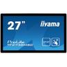 """iiyama ProLite TF2738MSC-B1 moniteur à écran tactile 68,6 cm (27"""") 1920 x 1080 pixels Noir Plusieurs pressions"""