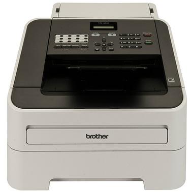 Brother -2840 fax Laser 33,6 Kbit/s A4 Noir, Gris