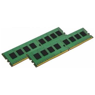 HyperX ValueRAM 16GB DDR4 2400MHz Kit module de mémoire 16 Go 2 x 8 Go