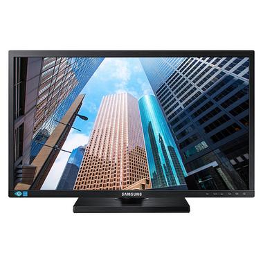 "Samsung 24"" HAUTE PERFORMANCE BUSINESS MONITEUR LS24E65UPLC 23.6"" LED Full HD 4 ms Noir"