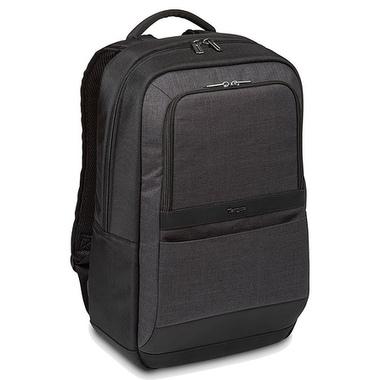 """Targus TSB911EU sacoche d'ordinateurs portables 39,6 cm (15.6"""") Étui sac à dos Noir, Gris"""