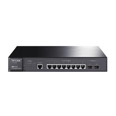 TP-LINK TL-SG3210 Géré L2 Gigabit Ethernet (10/100/1000) Noir