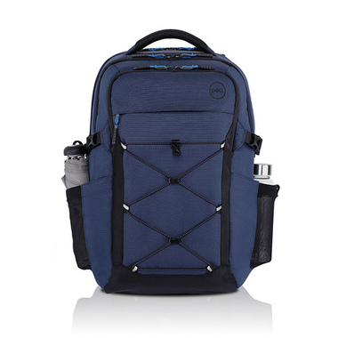 "DELL Energy Backpack 15 sacoche d'ordinateurs portables 38,1 cm (15"") Étui sac à dos Noir, Marine"