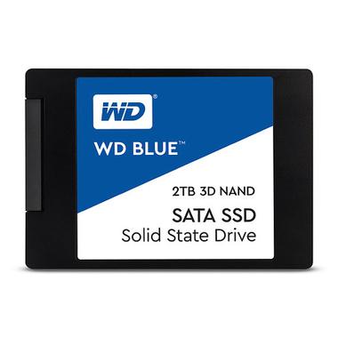 """Western Digital Blue 3D 2.5"""" 2048 Go Série ATA III"""
