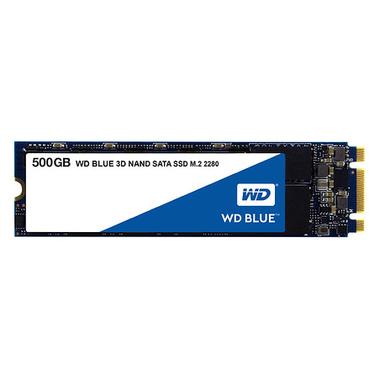 Western Digital Blue 3D M.2 500 Go