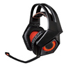 ASUS ROG Strix Wireless Casque Arceau Noir, Orange